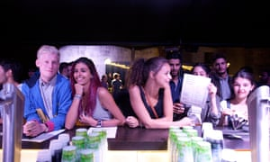 Le Sucre, a rooftop club, epitomises the soaraway success of La Confluence area
