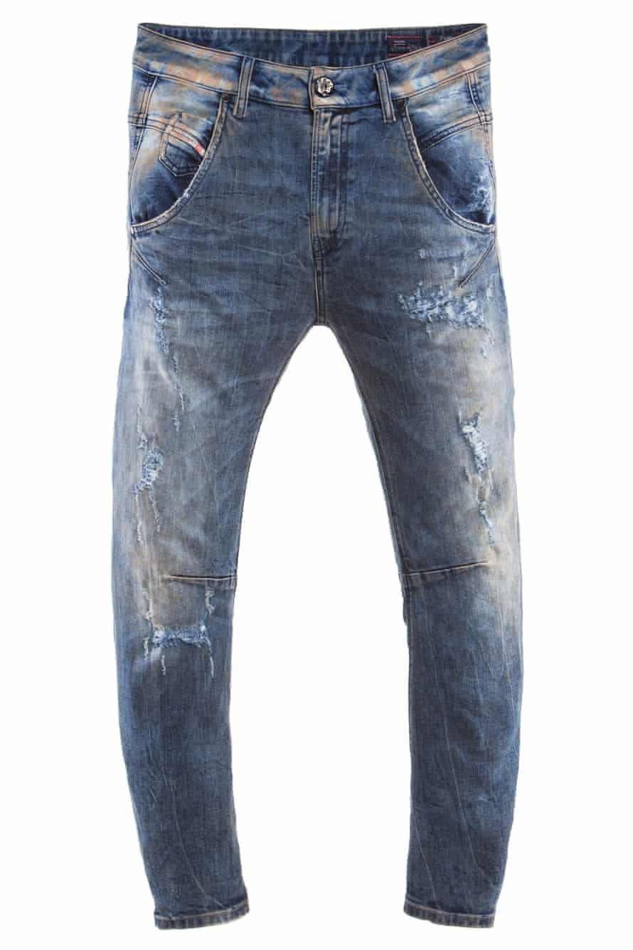 Diesel's 'jogg' jeans