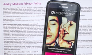 Ashley Madison's privacy policy: is it worth the pixels its written ...