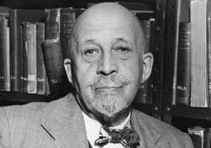 Dr William Edward Burghardt Du Bois (1868 - 1963), co-founder of the National Association for the Advancement of Coloured People (NAACP).