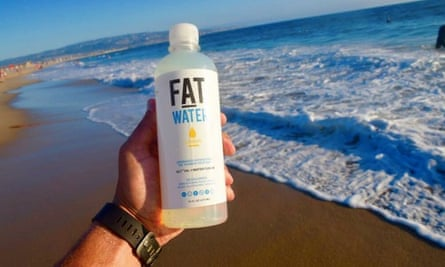 Fat water: 'A new kind of hydration so effective you can feel it.'