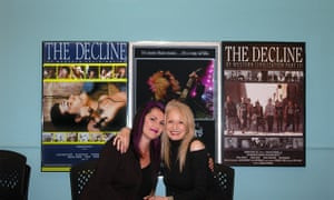 Anna Fox and Penelope Spheeris