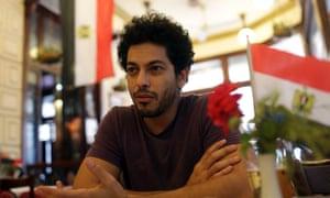 Egyptian activist, writer, and engineer Wael Eskandar.