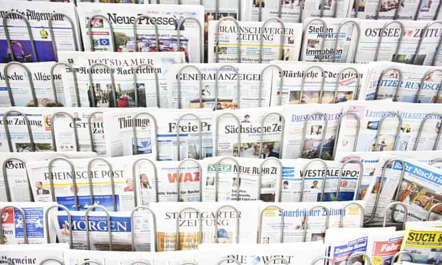Newspapers and magazines in Berlin