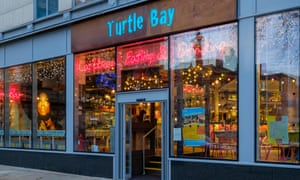Turtle Bay operates a policy that requires staff to pay back to their employer 3% of the table sales.