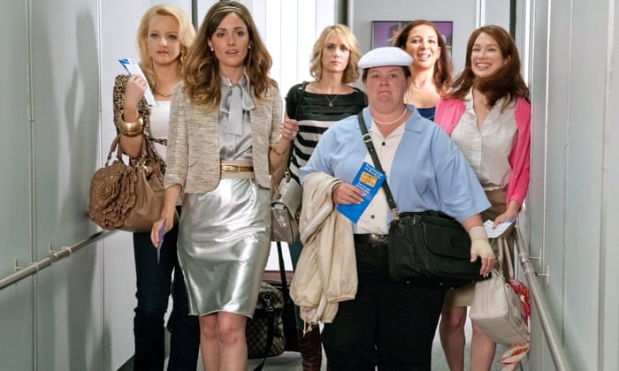 The Making Of Melissa Mccarthy How Bridesmaids Star Kept It Real