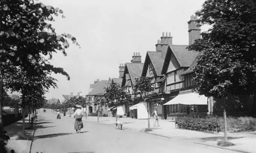 Street In Bournville