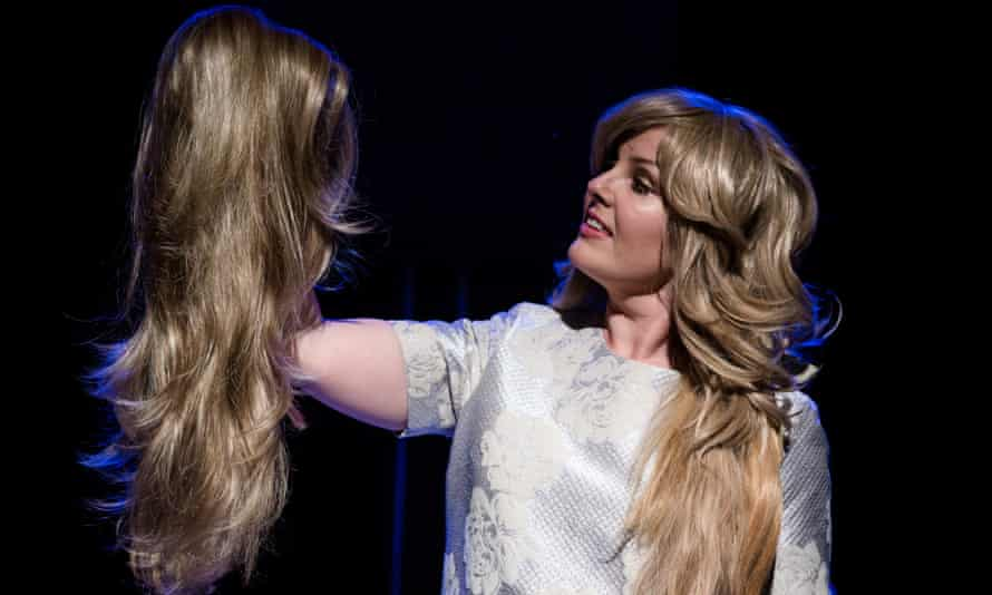 Victoria Melody presents Hair Peace Photo Credit:  Richard Davenport 2015, Richard@rwdavenport.co.uk, 07545642134