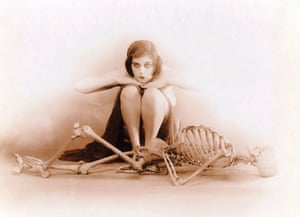 Man-eater … Theda Bara in A Fool There Was.