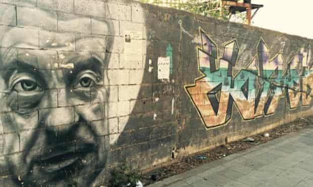 Street art in Tripoli