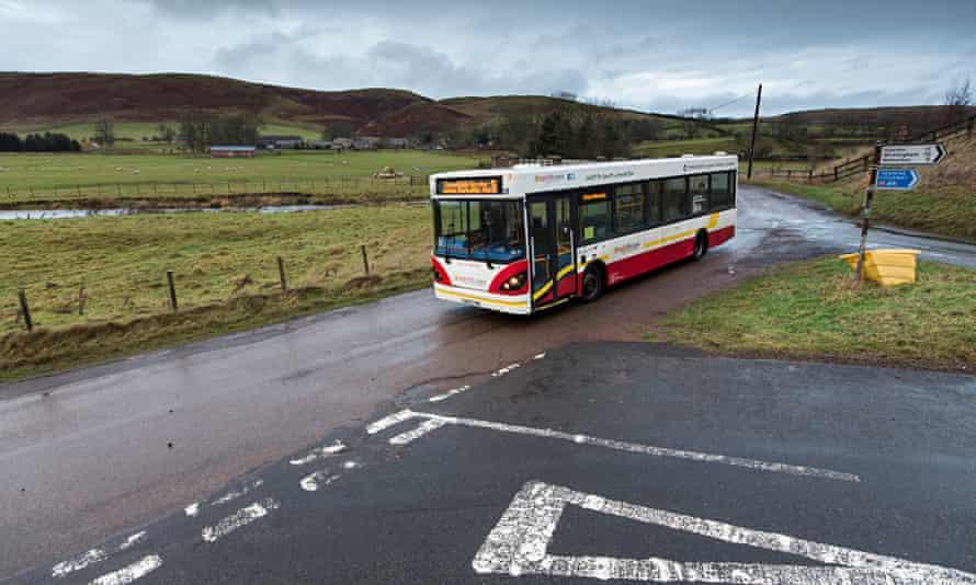 local bus routes under threat