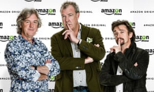 Apple bid to sign former Top Gear hosts James May, Jeremy Clarkson and Richard Hammond, according to a report