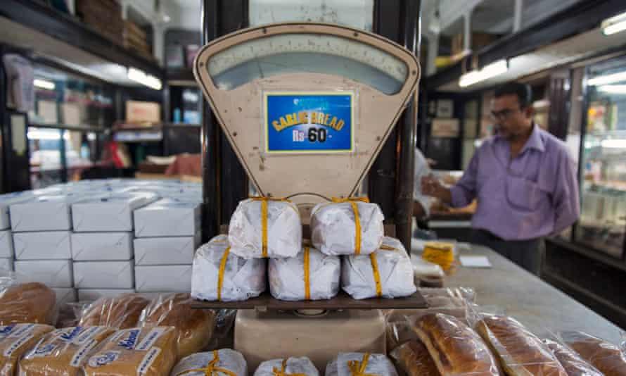 Nahoum and Sons bakery, Kolkata.