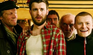 This charmless man …Jack Whitehall in The Bad Education.