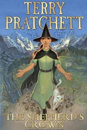 The Shepherd's Crown by Terry Pratchett's UK cover