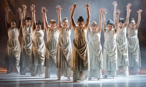 National Youth Dance Company: pleasantly surprising