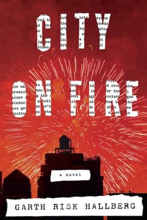 Garth Risk Hallberg, City on Fire
