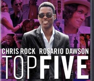 Top Five: a mixed bag