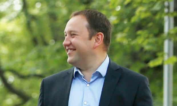 Shadow Scottish secretary Ian Murray