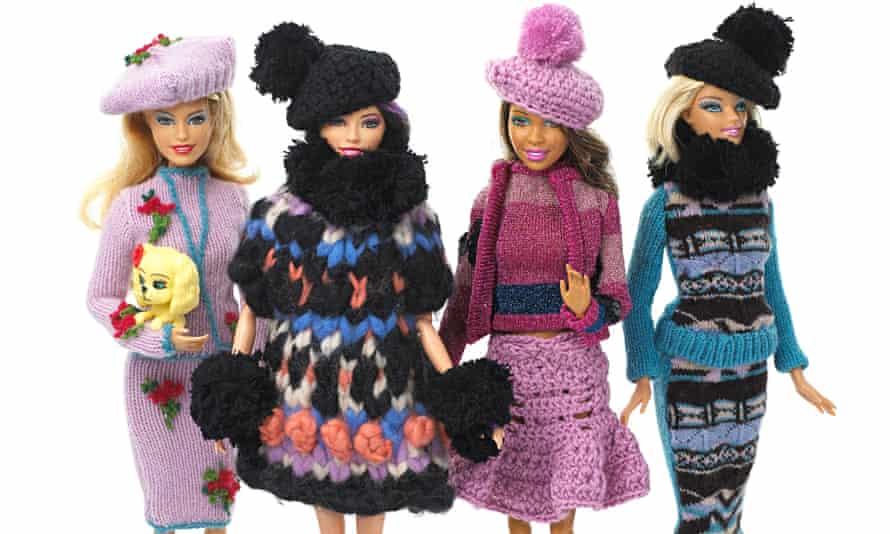 Barbie by Sibling