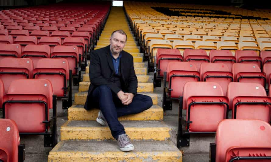 Conversion attempt?: Warren Evans is the chaplain at Bradford Bulls. He's there to listen and encourage.