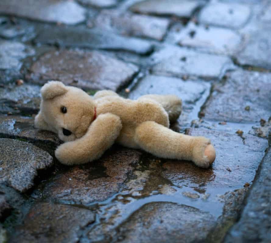 Lost teddy.