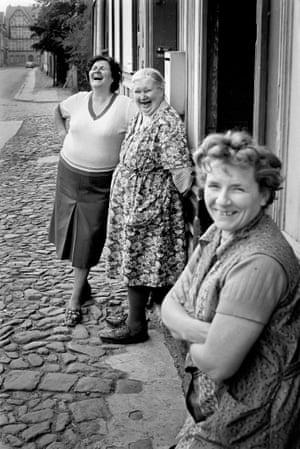Grüne Straße, Wernigerode, East Germany, 1980