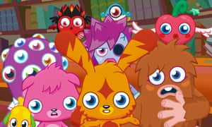 Moshi Monsters sold memberships to parents, but children saw the ads.