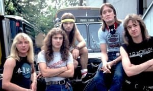 Iron Maiden Takes Texas In 1982 A Classic Feature From