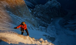 Jimmy Chin on Meru