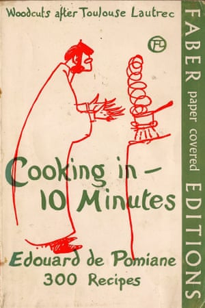 Cooking in 10 minutes by Edouard De Pomiane