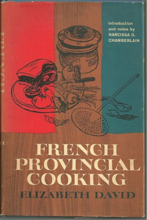 French Provincial Cooking by Elizabeth David.