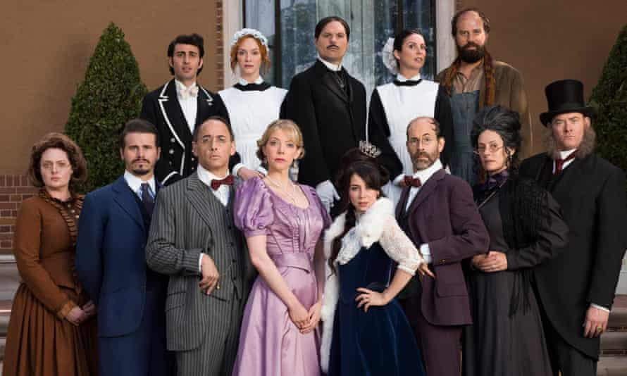 Another Period cast