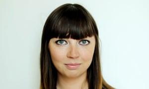 Guardian writer Rhiannon Lucy Cosslett
