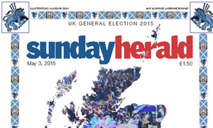 Sunday Herald: sales rose by 15% in the first half of the year