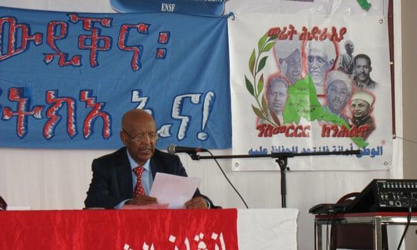 Veteran Eritrean freedom fighters launch underground opposition