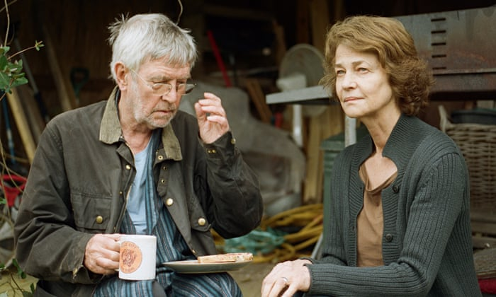 45 Years review – a very stylish marriage | Film | The Guardian