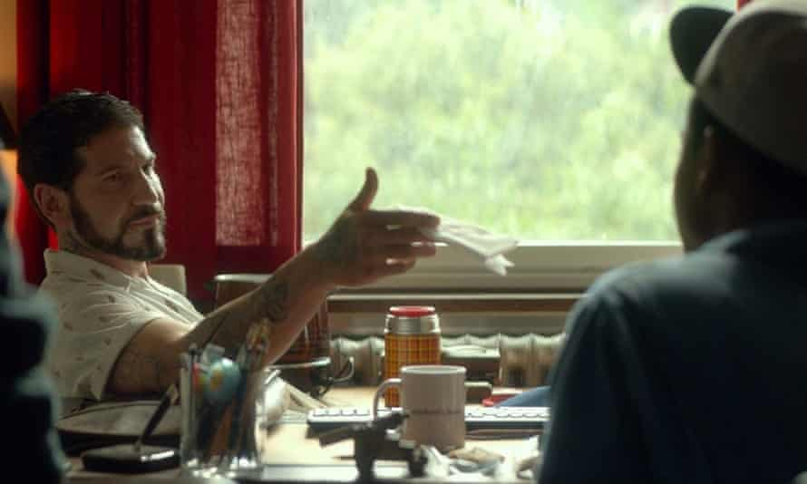 The known unknown: Jon Bernthal in Me And Earl And The Dying Girl.