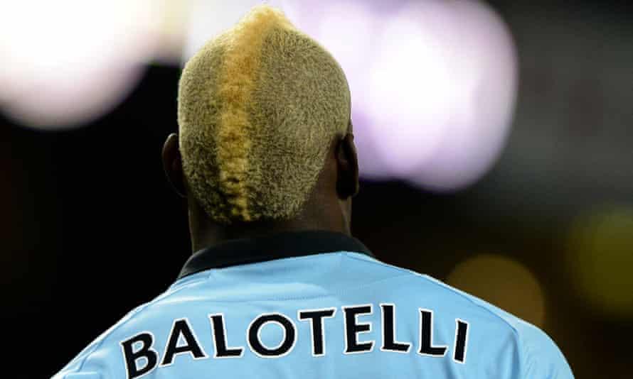Mario Balotelli's Sisqo-inspired 'hair disaster' in January 2013