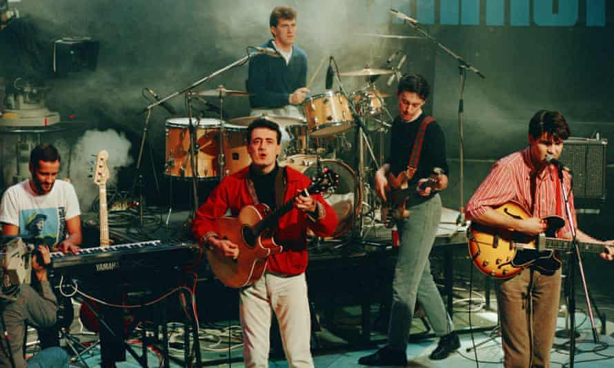 Lloyd Cole and the Commotions on The Tube