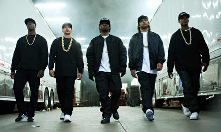 Straight Outta Compton: interested in battles.