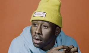 Tyler the Creator … Not welcome.