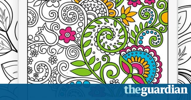 Adult Colouring Books Inevitably Theres An App For That
