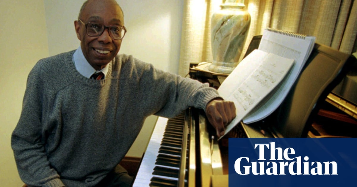 George Walker: the great American composer you've never