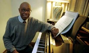 Composer George Walker, 73