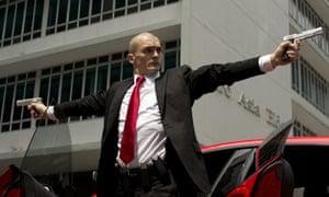 Rupert Friend takes aim in Hitman: Agent 47