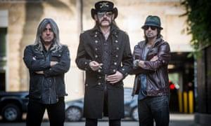 Turbocharged punk … Motörhead