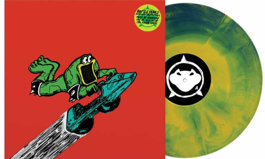 Battletoads – the vinyl