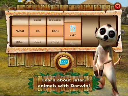 Safari Tales.