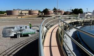 Las Cruces pilot project, New Mexico